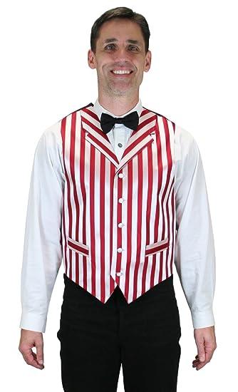 Victorian Men's Vests and Waistcoats Ragtime Dress Vest  AT vintagedancer.com