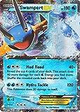 Pokemon Swampert EX # XY55 Foil Holo Promo Card XY 55