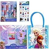 4-Piece Disney Frozen Holiday Hair And Beauty Accessory Gift Set For Kids - 1 Hair Accessory Set (Co