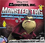 Disney/Pixar's Monsters, Inc. Wreck Room Arcade: Monster Tag (Jewel Case)