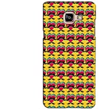 PrintVisa Designer Back Case Cover For Samsung Galaxy On Max (Assorted Hearts Pattern)