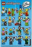 Lego 71005 The Simpson Entire Set of 16 Minifigures (2014)