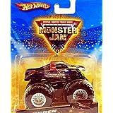 2010 Hot Wheels Monster Jam Sudden Impact #29/70 Official Monster Truck Series 1:64 Scale