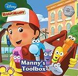 Manny's Toolbox Disney Handy Manny