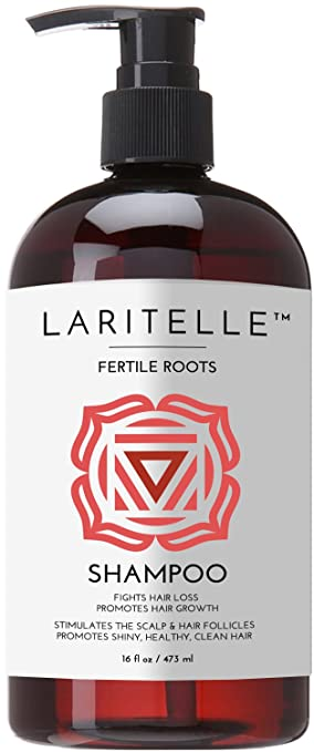 Laritelle - New organic Hair growth shampoo for men and women