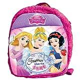 Princess Plush Bag, Pink/Purple (12-inch)
