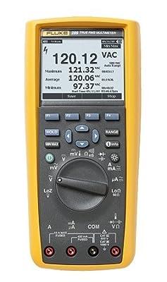 Fluke 289 RMS Multimeter Review