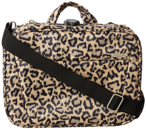 Travelon Total Toiletry Kit, Leopard, One Size