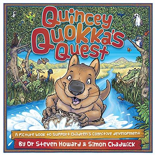 Quincey Quokka's Quest