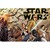 HungOver Star Wars Poster 12x18 Inches HungOver Official Artwork