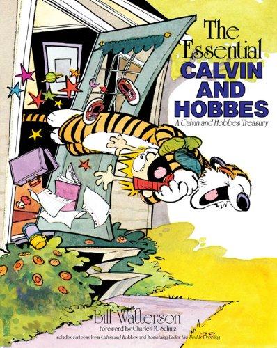 Amazing Kindle Bargain Alert: Calvin & Hobbes Treasuries For $1.99 Each!