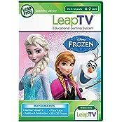 Leap Frog Leap Tv: Disney Frozen: Arendelles Winter Festival Educational, Active Video Game By Leapfrog