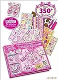 Pecoware Little Dancer Super Stylin' Stickers & Cards