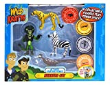 Wild Kratts, Activate Creature Power, Runners 4-Pack Figure Set