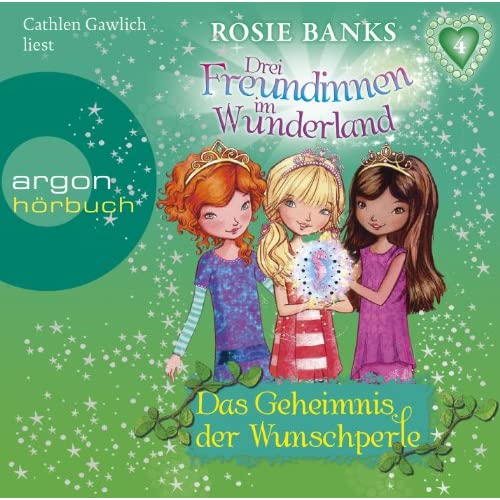 Drei Freundinnen im Wunderland 04 Das Geheimnis der Wunschperle Audio CD Rosi - <span itemprop=availableAtOrFrom>England, United Kingdom</span> - Returns accepted Most purchases from business sellers are protected by the Consumer Contract Regulations 2013 which give you the right to cancel the purchase within 14 days after the day  - England, United Kingdom