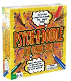 Psych-a-Doodle Board Game