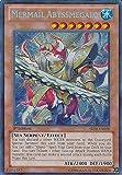 Yu-Gi-Oh! - Mermail Abyssmegalo (ABYR-EN020) - Abyss Rising - 1st Edition - Secret Rare