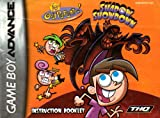 Fairly Odd Parents - Shadow Showdown GBA Instruction Booklet (Nintendo Gameboy Advance Manual ONLY - NO GAME) Pamphlet - NO GAME INCLUDED