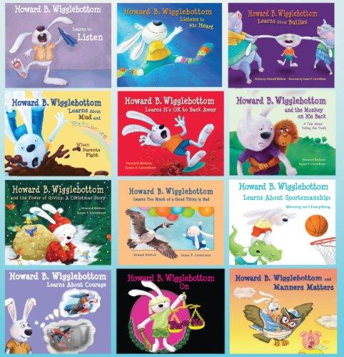 Howard B. Wigglebottom 12-Book Learning Set