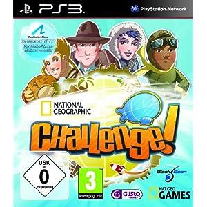 National Geographic Challenge! (Move Unterstützung)