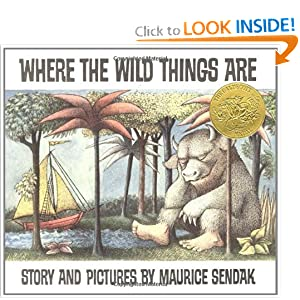Where the Wild Things Are by Mauriece Sendak