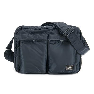 HEAD PORTER  TANKER-STANDARD SHOULDER BAG (L)