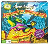 Ideal Goosebumps Welcome to Horrorland Board Game by Ideal