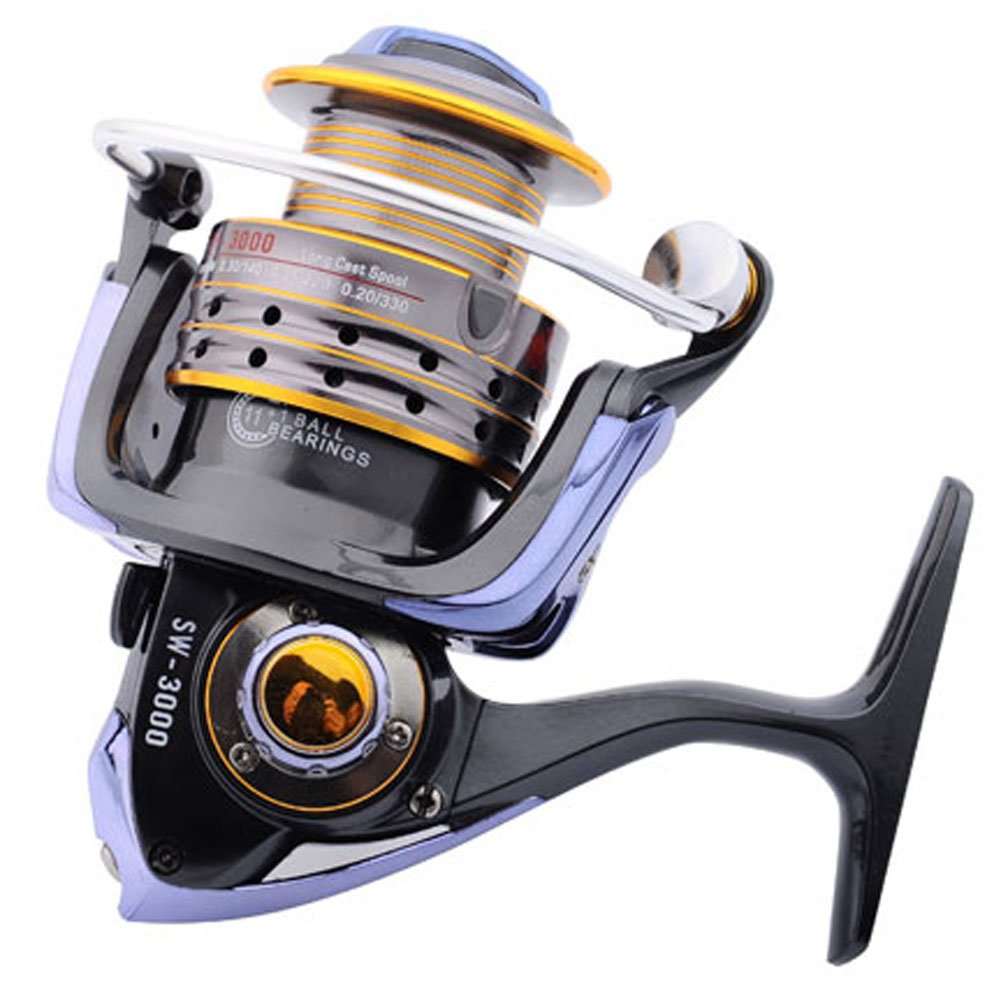 This is a spinning reel
