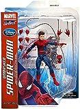 Unmasked Spider-man Action Figure - Marvel Select - 7'' H