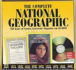 The Complete National Geographic: 108 Years of National