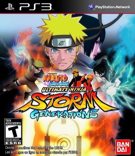 Naruto Ultimate Storm