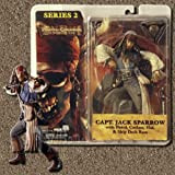 Pirates of the Caribbean: At World's End Series 2 > Capt. Jack Sparrow Action Figure