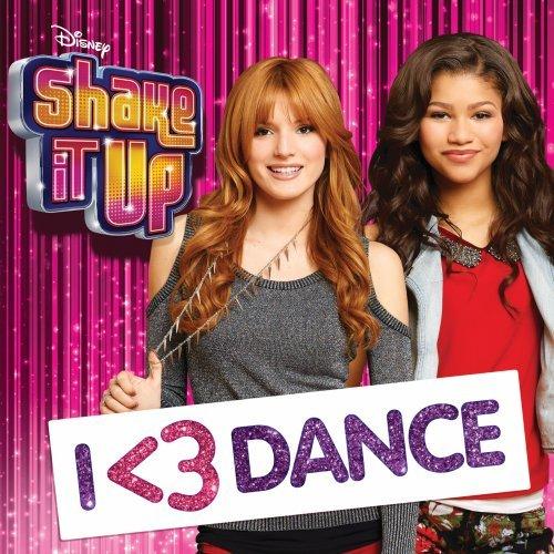 Shake It Up: I <3 Dance (Soundtrack)