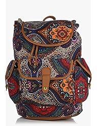 Hotberries Women's Handbag (Blue And Multi) (HBCOS-1638)