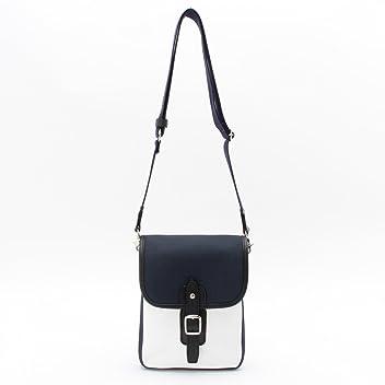 Silver Lake Club Mini Shoulder Bag 388-06157: Navy