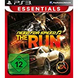 Need For Speed: The Run - Essentials (PS3)