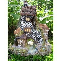 Blackthorn Fairy House