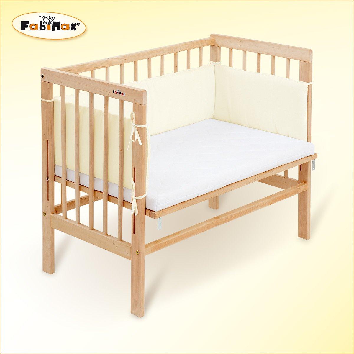 FabiMax Basic Beistellbett für Babys