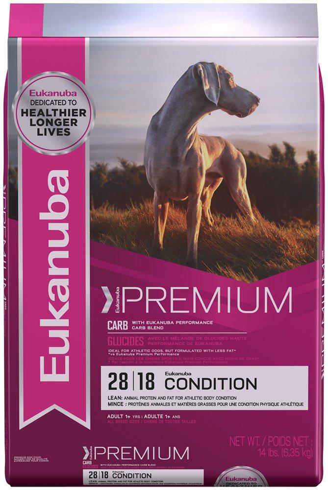 Eukanuba 14-Pound Premium Dog.