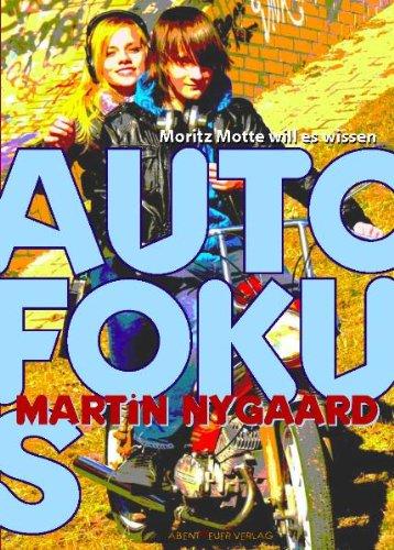 Autofokus: Moritz Motte will es wissen (Martin Nygaard)