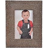 Ox Seven Leather Photo Frame - (30 Cm X 45 Cm X 1 Cm, Black) - B01686YW62