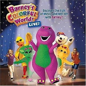 Barney - Barney's Colorful World: Live - Amazon.com Music