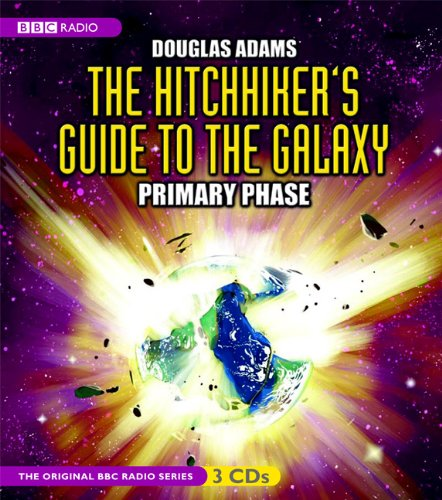 Hitchhiker's Guide To the Galaxy - BBC Audio