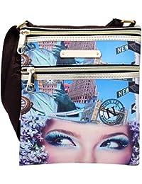 Super Drool International Diva Medium Sling Bag - B01H086WOC