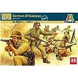 ITALERI 6076 German Italian model Legionnaire North Africa