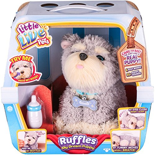 Little Live Pets - Ruffles My Dream Puppy