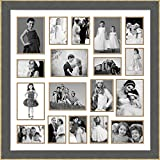 Elegant Arts & Frames 18 Pocket Collage Photo Frame - B016RQM5NU