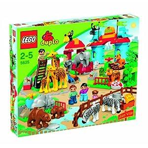 Bei amazon: Lego Duplo Ville Zoo Deluxe für 68,99 €!