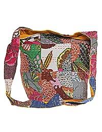 """Bindhani Batik """"Gudadi"""" Cotton Cross Body Massanger Bags"""