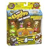 The Ugglys Pet Shop Toy Figure (8-Pack)